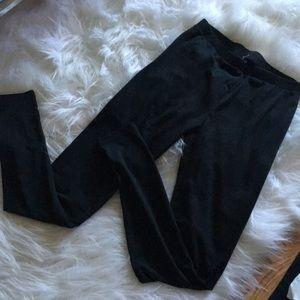 Pants - Black Longjohns